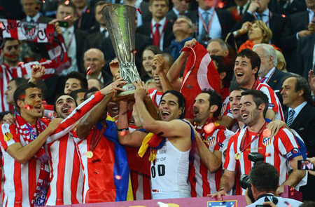 Atletico Madrid EL